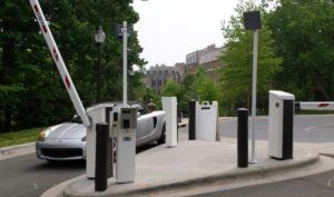 University Parking